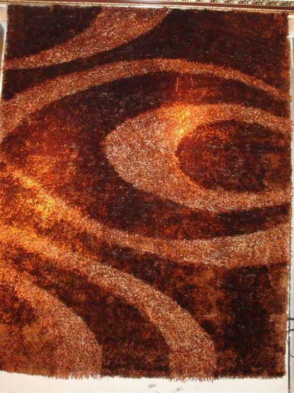 """生產多彩冰絲地毯,紅色,書房地毯-亞美""""世界名毯"""" 2"""