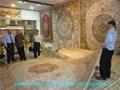 身價上百萬元的18x24ft亞美手工真絲地毯 2