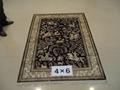 特好地毯及艺术挂毯只在中国河南亚美地毯厂 4