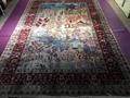批发高级工艺图案挂毯,艺术挂毯