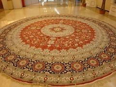 漲了!工資卡加錢,我要買張亞美地毯(波斯園型地毯) (熱門產品 - 1*)