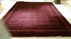 枝术雄厚羊毛地毯 地毯还是淅川亚美厂的好!