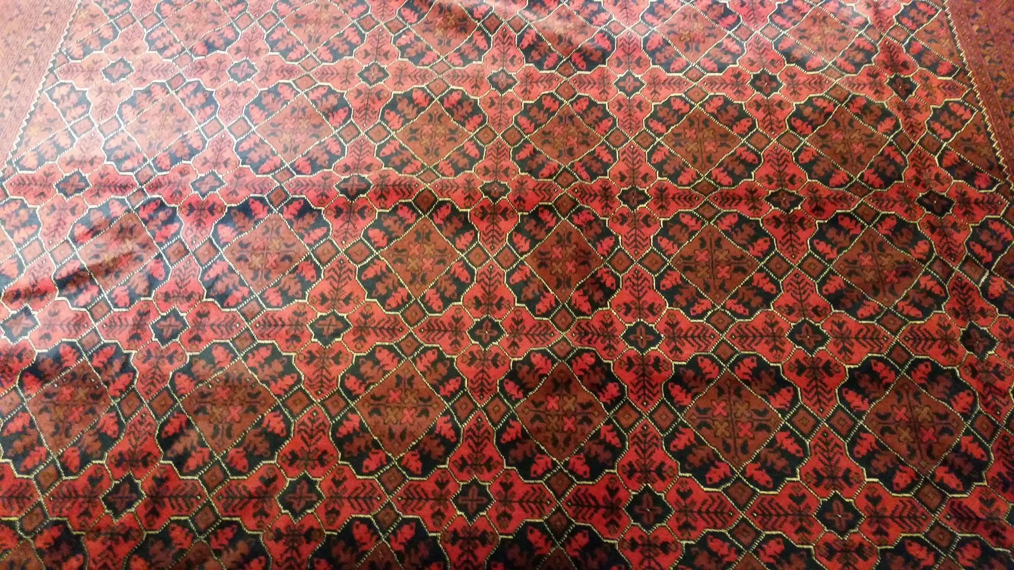枝术雄厚羊毛地毯 地毯还是淅川亚美厂的好! 3