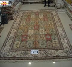 迎2019年中国新年,手工地毯优惠500美元