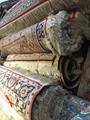 Wholesale Price 5x8ft Turkish Hand Knotted handmade Silk Carpet /persian carpet 4