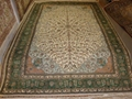 廣交會高級地毯 真絲地毯 手工