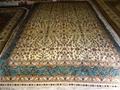 供应   艺术挂毯 手工真丝波