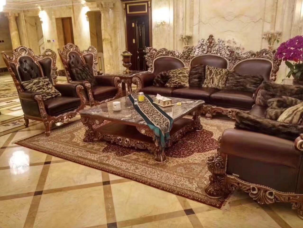 生产亚美传奇手工波斯地毯/美国客房大堂手工地毯 6