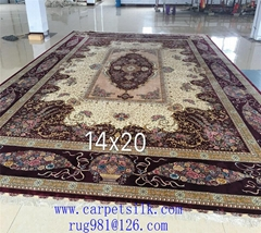Top Handmade silk Carpet Manufacturer-Xichuan Yamei Carpet Factory (Hot Product - 1*)