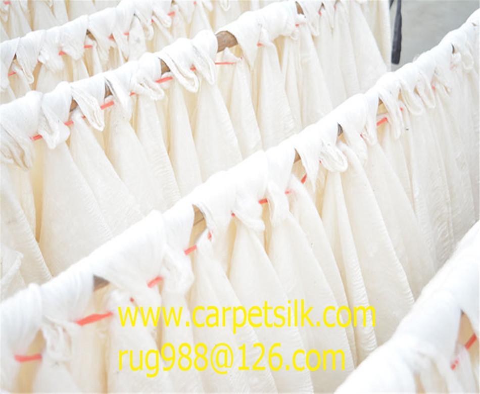The esteemed Aramco carpet factory-silk carpet 3