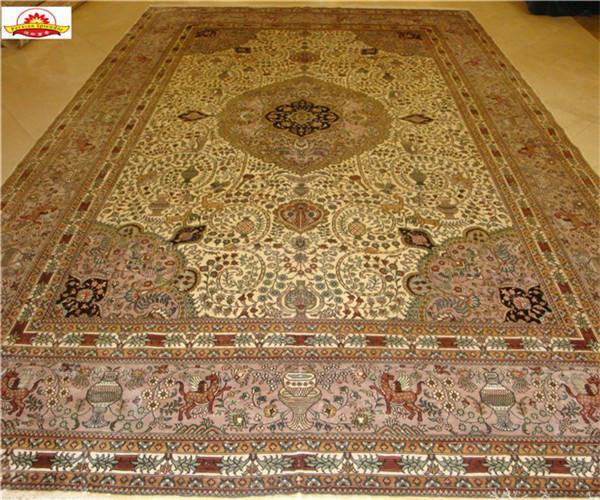 亞美手工波斯地毯及掛毯,10月世界好地毯評選來了 1