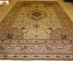 10月世界好地毯评选来了,亚美手工波斯地毯及挂毯 (热门产品 - 1*)