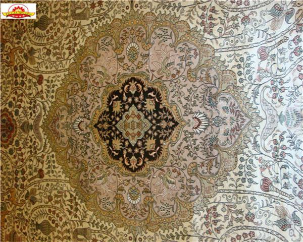 亚美手工波斯地毯及挂毯,10月世界好地毯评选来了 2