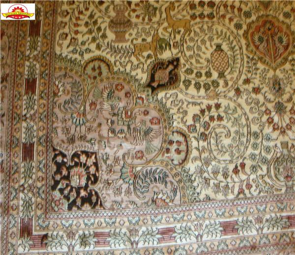In October, the world's best carpets were selected. Yamei carpets and Tapestries 3