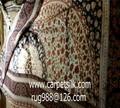 可以旺妻的手工地毯,专业生产波斯图案池毯-亚美地毯厂 2