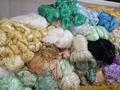 天然植物染色祈祷地毯-亚美地毯厂供应金丝挂毯 2