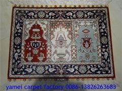 30x45cm艺术挂毯原价500美元,5月全天优惠现价150美元一张.