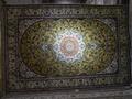 世界名毯-亞美 6x9ft 天然植物染色桑蠶絲金絲挂毯 1