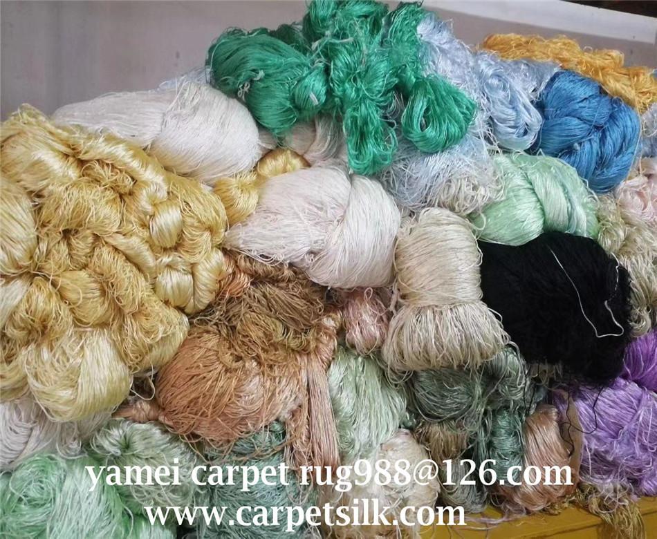 亚美承接大型手工地毯14x20 ft 总统专用真丝波斯地毯 3