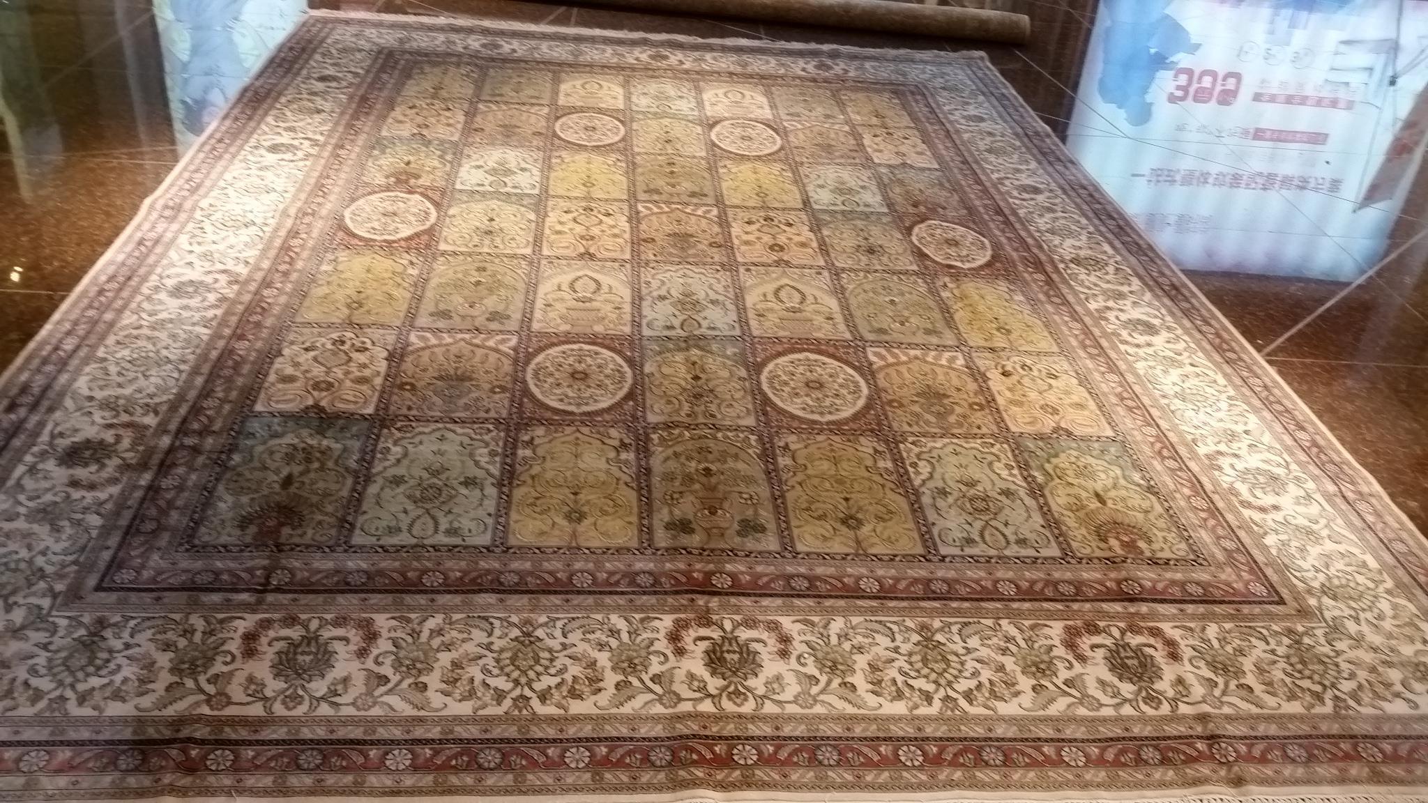 让您爱上亚美地毯,亚美艺术挂毯名扬四方! 1