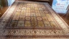 让您爱上亚美地毯,亚美艺术挂毯名扬四方!