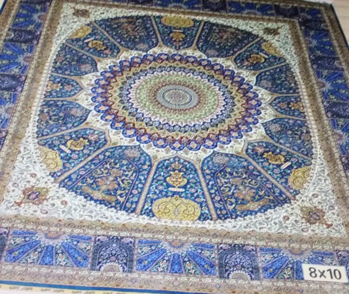 让您爱上亚美地毯,亚美艺术挂毯名扬四方! 4
