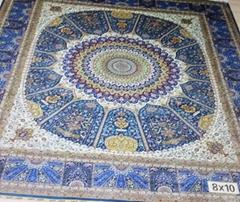 让您爱上亚美地毯,名扬四方艺术挂毯!