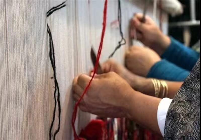 亞美生產地毯,高檔8x10ft手工羊毛地毯和挂毯 3