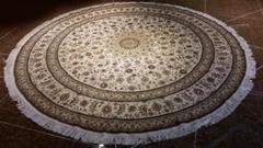 Today, Persian luxury garden carpet 8.5ft, 50% discount gun purchase