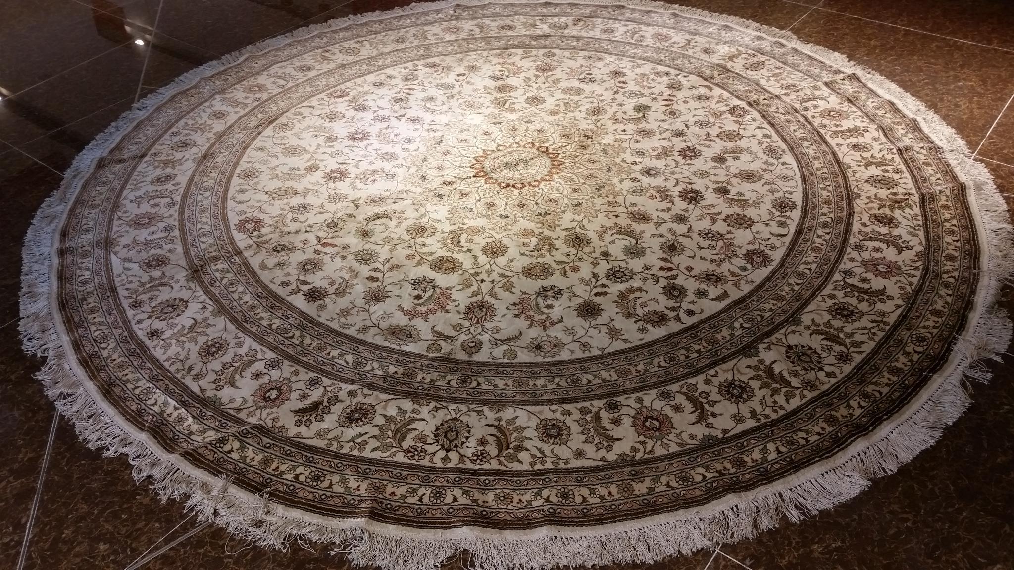 今天8.5ft,50%折扣枪购中波斯富贵园型地毯 2