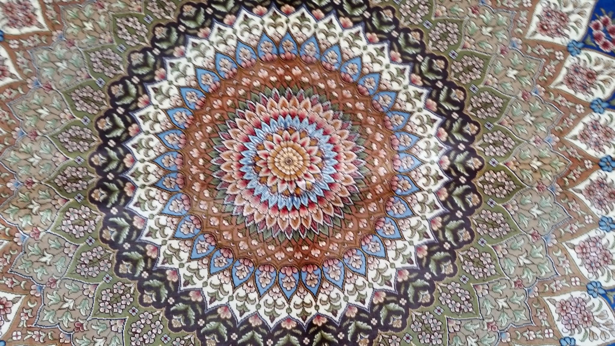 今天8.5ft,50%折扣枪购中波斯富贵园型地毯 3