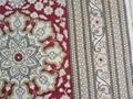 中美合做,友好大厅 12x18ft手工真丝地毯 2