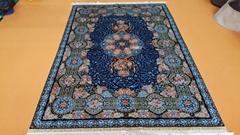 Supply silk carpet