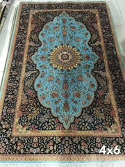 Asian American carpets in the study are in stock today and tomorrow