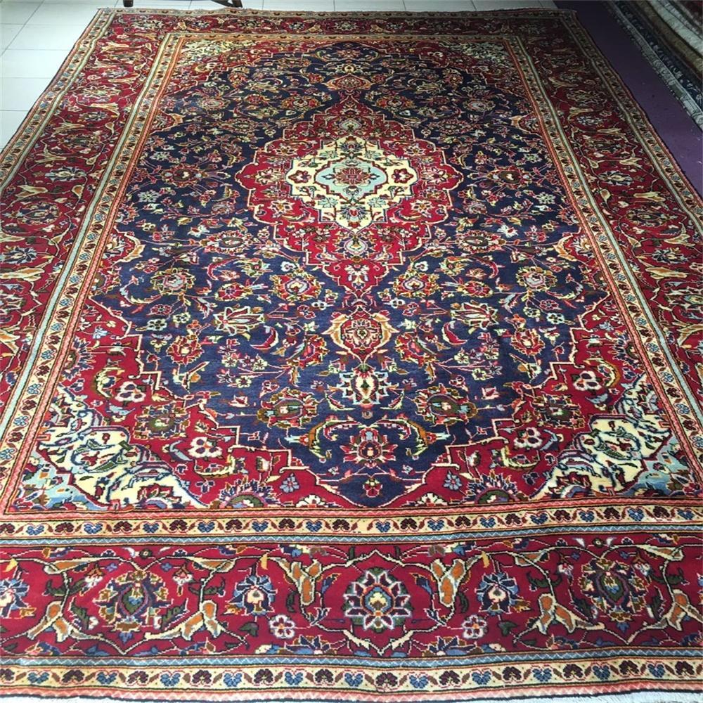 獲獎手工羊毛地毯200x300cm,亞美地毯廠生產和批發 3