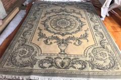 获奖手工羊毛地毯200x300cm,亚美地毯厂生产和批发