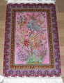 优惠供应古典艺术画卷的真丝挂毯