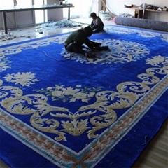 批量生产羊毛地毯,欢迎你来批发和零售