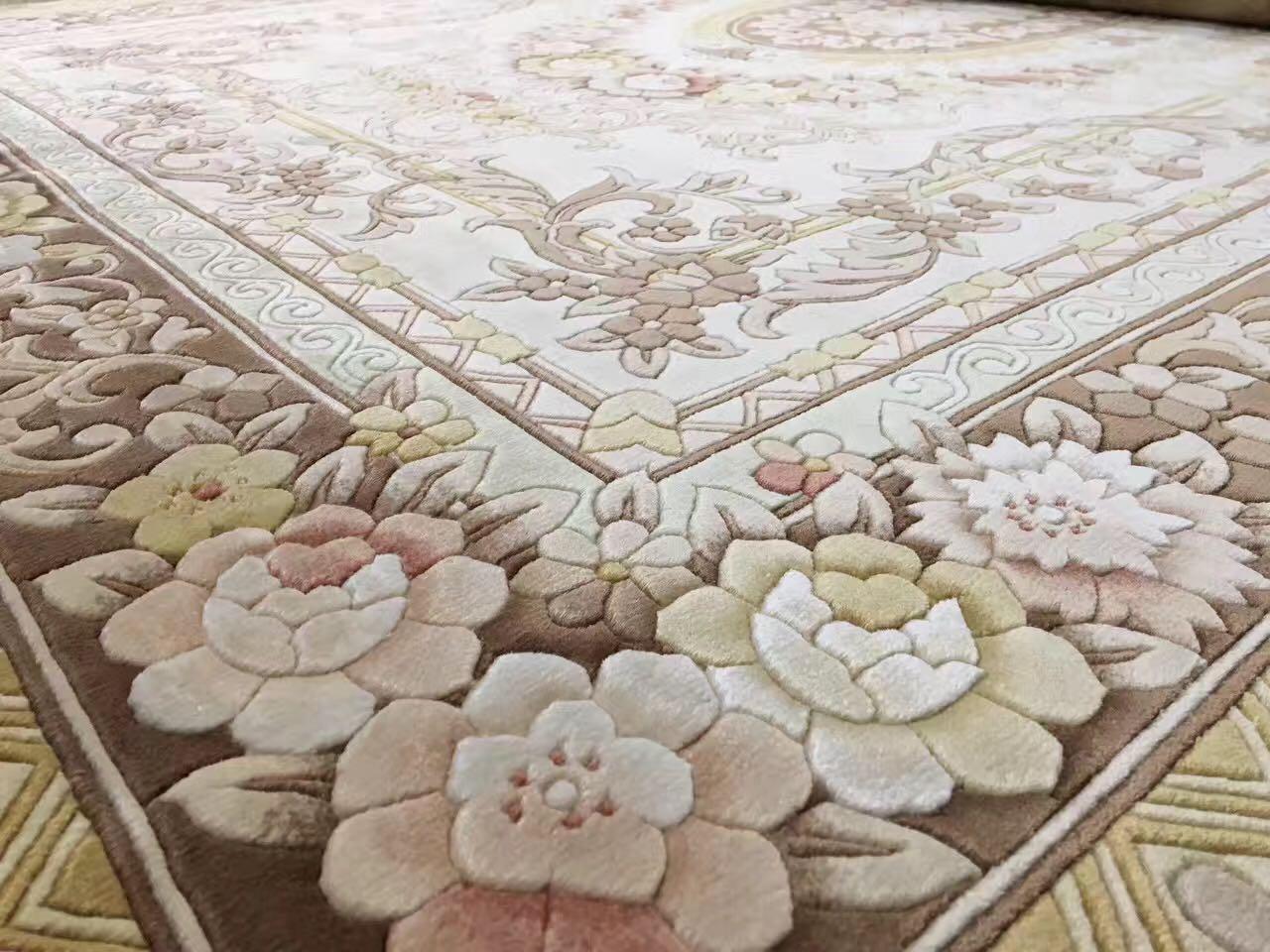 承接羊毛地毯定製,18-30號價格優惠 1