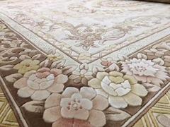 大量承接羊毛地毯定製,18-30號價格優惠