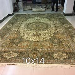Winner of 2019 Quality Gold Award Xichuan Yamei Carpet Factory