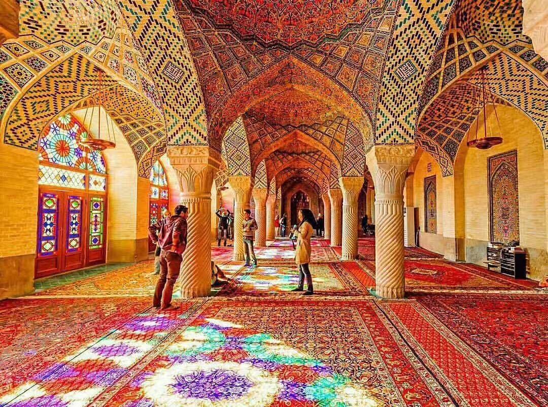 波斯富贵生产大型手工壁毯及挂毯,桑蚕丝材料 3