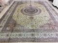 波斯富贵手工地毯/真丝挂毯-推