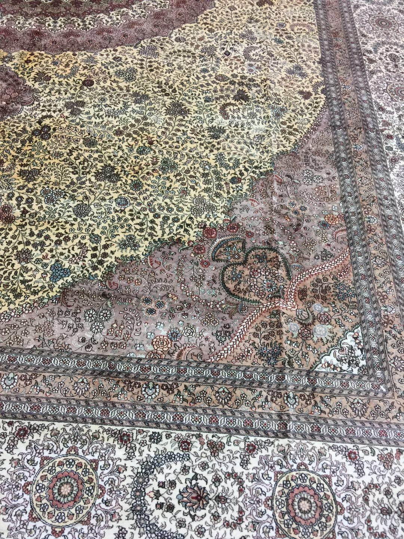 波斯富貴手工地毯/真絲挂毯-推進中美合做的新動力 3