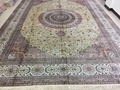 波斯富貴手工地毯/真絲挂毯-推進中美合做的新動力 4