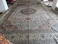向各地区出售生产的手工地毯及挂毯 2