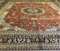 向国庆节献礼了,亚美手工地毯1