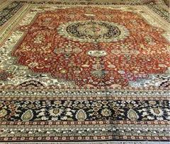 向國慶節獻禮了,亞美手工地毯14x20ft