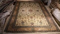 波斯富贵  地毯厂专业生产手工地毯