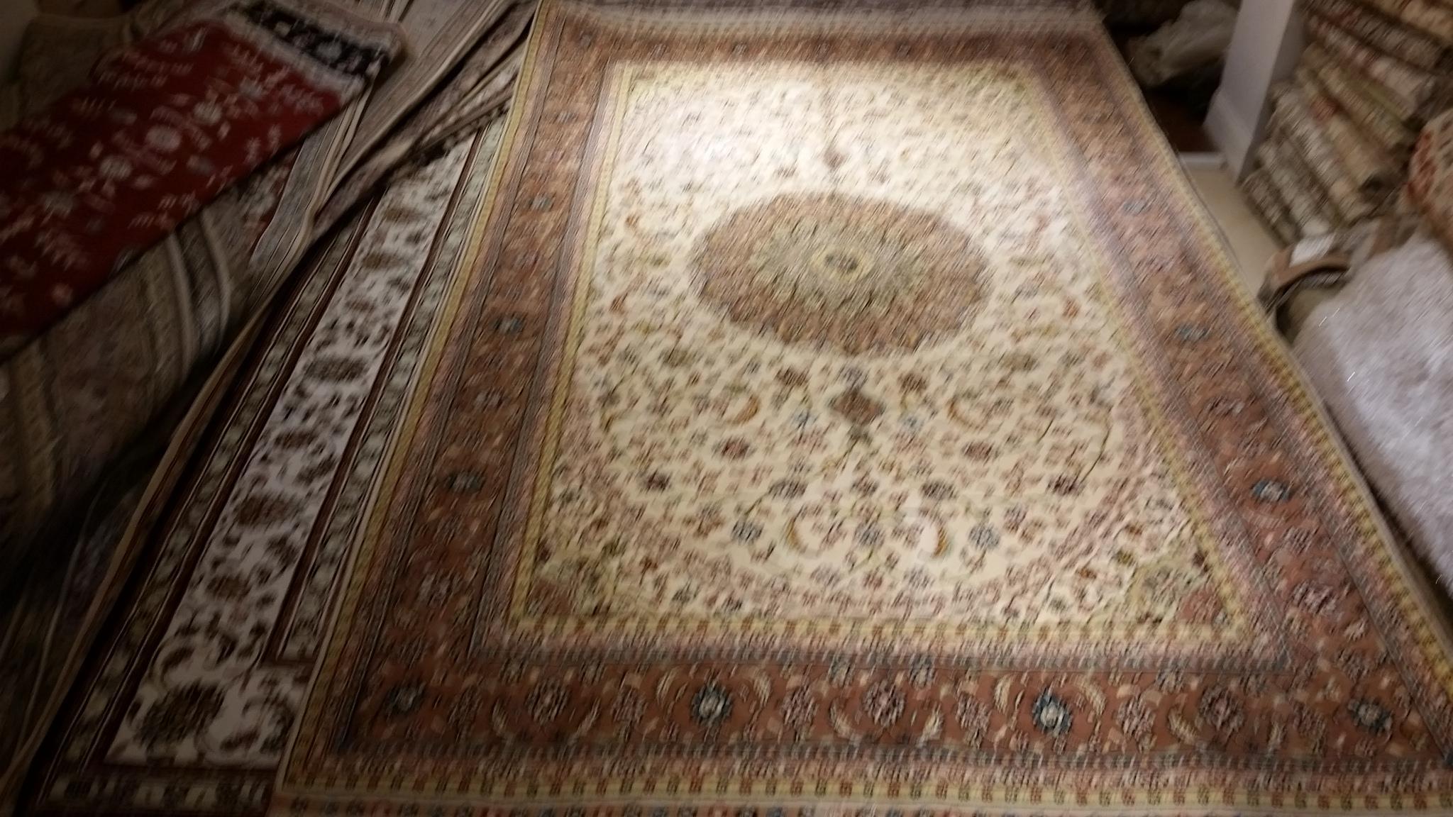 波斯富貴  地毯廠專業生產手工地毯 2